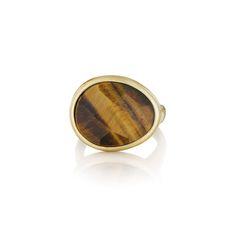Minaret Faceted Tiger Eye Ring You can buy it at https://www.chloeandisabel.com/boutique/jessyorlando