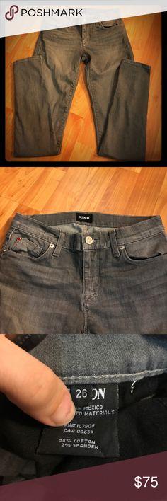 Hudson grey skinny jeans size 26 Hudson grey skinny jeans size 26. Hudson Jeans Jeans Skinny