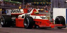F1-Adelaide - Huub Rothengatter