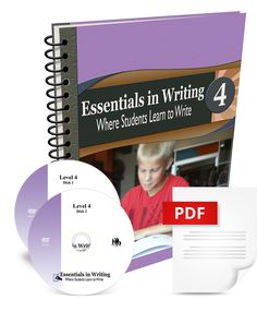 Essentials in Writing Level 2 Combo