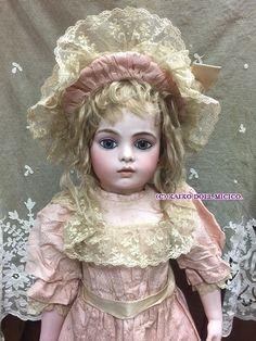 Bru June - 懐古どぉるMicico 和洋アンティークドール専門店。人形好きなオーナーがお届けする、日本人形、西洋人形のアンティークドールショップ