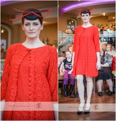 Coral lace Coral Lace, Wedding Fair, Ruffle Blouse, Tops, Women, Style, Fashion, Swag, Moda