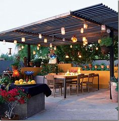 arizona backyard ideas design, pictures, remodel, decor and ideas ... - Backyard Covered Patio Ideas
