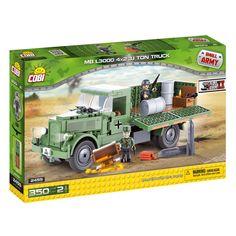 Cobi Small Army MB L3000 -color 365-piece Tank Building Kit