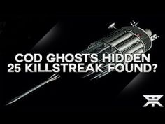 NEW Call of Duty Ghosts - Kinetic Orbital Strike - Multiplayer Game Ending Kill Streak Replaces MOAB