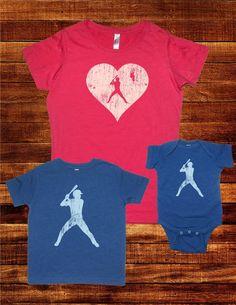 Tstars Mommys Little Digger Valentines Day 3//4 Sleeve Baseball Jersey Toddler Shirt
