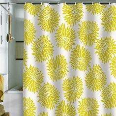 DENY Designs Khristian A Howell High Society Shower Curtain | Pure Home