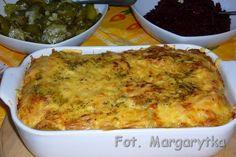 Kulinarne Szaleństwa Margarytki: Zapiekanka ziemniaczana z mielonym mięsem