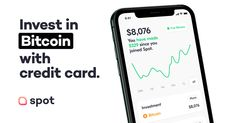 Spot - Buy Bitcoin instantly. Fast Browser, Web Browser, Make More Money, Extra Money, Crypto Money, Buy Bitcoin, Social Networks, Cryptocurrency, Improve Yourself