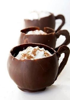 CHOCOLA CUPS