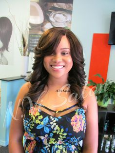 Decided I\'m getting either braids or a full weave for my first 3-6 ...