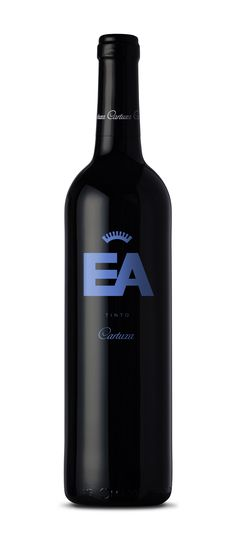 Wine EA Cartuxa rebranded and redesigned by Albuquerque #design #branding #albuquerque #ea #cartuxa #wine #alentejo #winesofportugal