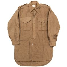 Shirt, Marked Broad Arrow
