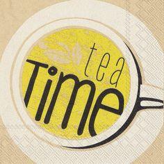 #IHR, #liebevolleTischgeschichten, #IdealHomeRange, #Servietten, #napkins, #Sommerdeko, #Frühlingsdeko, #gelb, #sonnengelb, #yellow, #sunny, #Tee, #Teatime, #Tea, #brownpaper