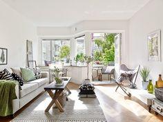 living room..