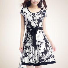 Petite summer dress
