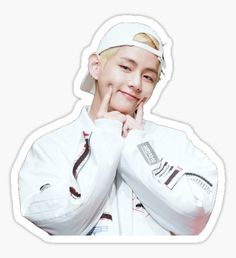taehyung Sticker