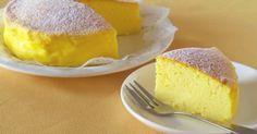 Voici le gâteau à 3 ingrédients qui fait fureur partout dans le monde. gâteau-soufflé au chocolat blanc .