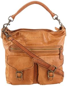 Liebeskind Berlin Lynn3dlthr Shoulder Bag,Miele,One Size Liebeskind Berlin