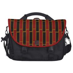 Custom Design Commuter Laptop Bag