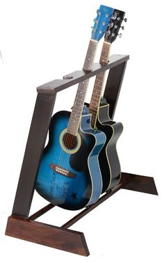 Decormonk Guitar Rack Stands with 3 Guitars Capacity: Amazon.in: Electronics