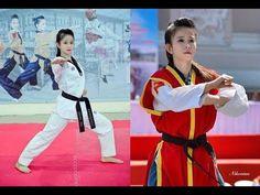 cool  외국인들이 보고 기겁한 태권도(Taekwondo)의 소름돋는 발차기 모음 ㄷㄷ