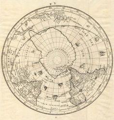Antique map habrecht world ariko pinterest antique maps free antique map habrecht world ariko pinterest antique maps free printable and perspective gumiabroncs Image collections