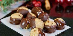 Peanøttsjokoladekuler a la M&M – Berit Nordstrand