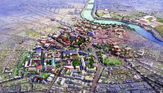 campus master plan graphics - Google Search