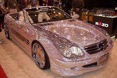 Crystal Mercedes!