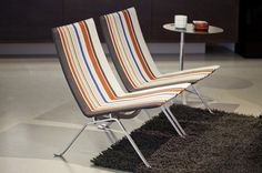 Chairs Strong-Willed Poul Kjaerholm Pk24 Chaise Lounge E Kold Christensen Danish Mid Century As Effectively As A Fairy Does