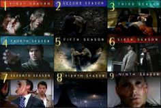 SPN Season Finales 1-9 WHY DO SO MANY OF THESE HAVE PEOPLE DYING I HATE THIS SHOW