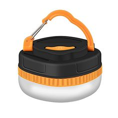 ThorFire Camping Lantern Mini Camping Light 4 Mode Emergency Lantern Compact Utility Lantern with Hook Magnet Perfect for Backpacking Tents Auto Home and More * Be sure to check out this awesome product. (This is an affiliate link) Camping Lanterns, Camping Lights, Backpacking Tent, Camping Gear, Amazon Advertising, Tent Accessories, Portable, Crochet, Mini