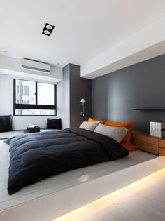 Cozy Bedroom Ideas For Guys 22 bachelor's pad bedrooms for young energetic men | hector's room