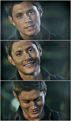 Jensen Ackles/Dean Winchester- This guy is responsible for so many laughs in my… Jensen Ackles Supernatural, Jensen And Misha, Supernatural Tv Show, Winchester Supernatural, Supernatural Quotes, Sherlock Quotes, Sherlock John, Sherlock Holmes, Sam Dean