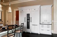 Thermador Kitchen Design Challenge Winner - Linda McLain, Lindsay Hulsey #thermador #kdcwinner #kdcthermador #kitchen #refrigeration