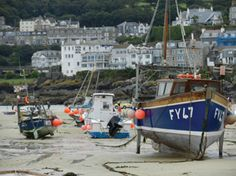 St Ives Cornwall England, great place to research 'Fish N Chips' for our coastal collection. Mike