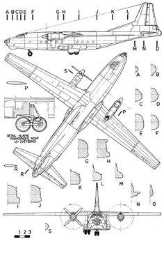 Lockheed 10e special electra aircraft aircraft 3 view scale airplane blueprint avio malvernweather Images