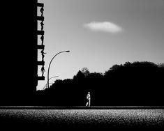 Monochromatic Landmark Photography