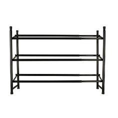 Justerbar skohylle i metall Wardrobe Rack, Bookcase, Desktop, Furniture, Design, Home Decor, Decoration Home, Room Decor