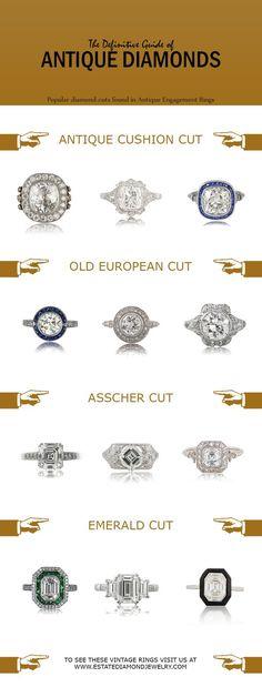 Guide to Antique Diamonds
