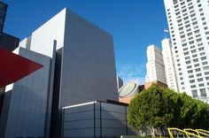 The Center of the Arts and SFMOMA