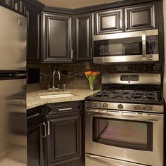 Tiny Kitchen Cabinet Designs Design, Pictures, Remodel, Decor and Ideas - page 3