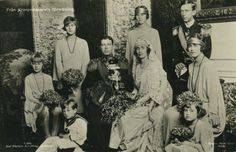 Louise's wedding to Gustav Adolph, Crown Prince of Sweden