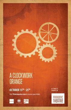 Clockwork orange - simple is better