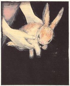 The Velveteen Rabbit, Reimagined with Uncommon Tenderness by Beloved Japanese Illustrator Komako Sakai | Brain Pickings