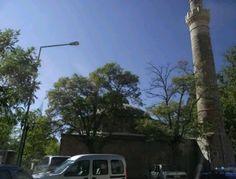 Kurşunlu mosque-Constructive: Çarsancak beyi Osman Aga-Year built: 1738&1739-Harput-Elazıg