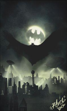 The Batman by Dillon Lamando