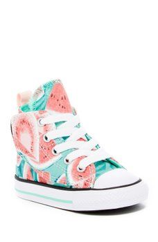 e3dfb006f87 Converse - Chuck Taylor All Star Simple Step Watermelon Hi Sneaker (Baby    Toddler)