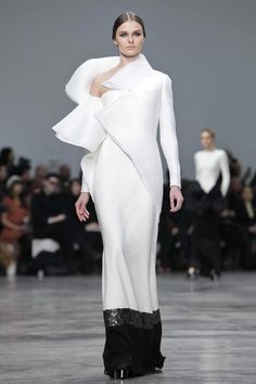 Paris Spring Summer 2013 Couture by Stephane Rolland